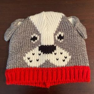 Carters Dog Sock Hat